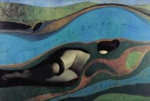 Pintura surrealista de Max Ernst