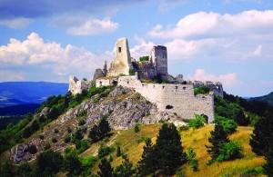 castillo de Cáchtice