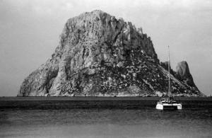 El islote de Es Vedrá