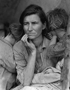 La madre migrante