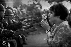 Manifestación Vietnam