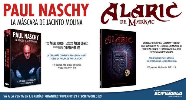 Paul Naschy Alaric