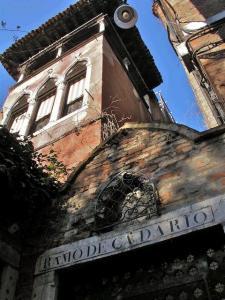 El palacio de Ca¨Dario