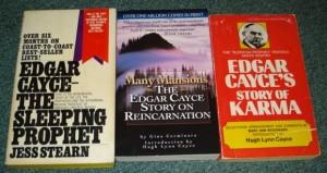 Libros sobre Edgar Cayce