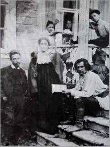 Rilke y Lou