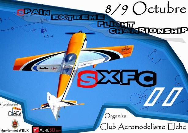 Spain Extreme Flight Championship