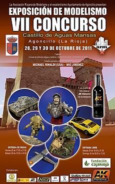 VII Concurso-Exposición de Modelismo Castillo de Aguas Mansas