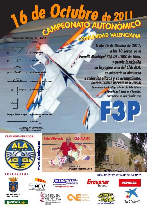 II Campeonato Autonómico de Aeromodelismo de la Comunidad Valenciana
