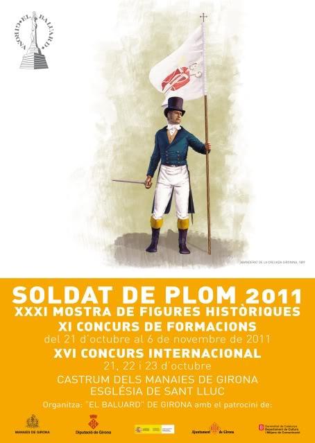 XXXI Muestra de Figuras Históricas de Soldados de Plomo