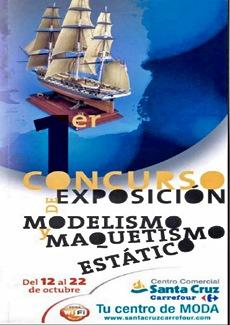 I Concurso-Exposición Asociación de Maquetistas de Tenerife – IPMS Canarias