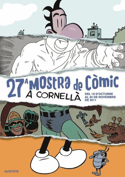 27ª Muestra del Cómic de Cornellá