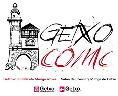X Salón del Cómic y Manga de Getxo