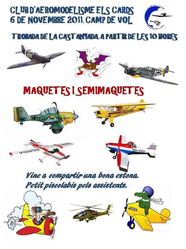 Club de Aeromodelismo de els Card