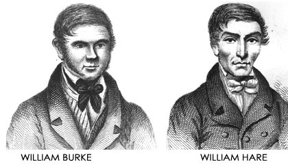 William Burke y William Hare